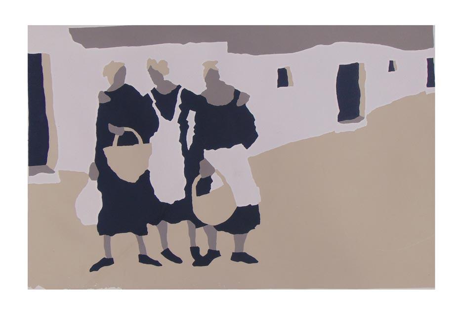 Three Women (original piece)