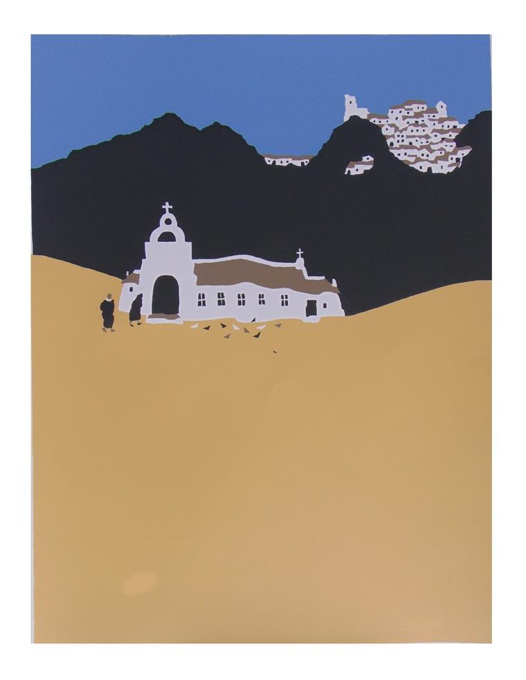 Church (original piece)
