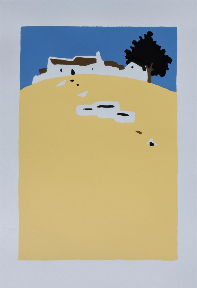 Finca Hill (original piece)