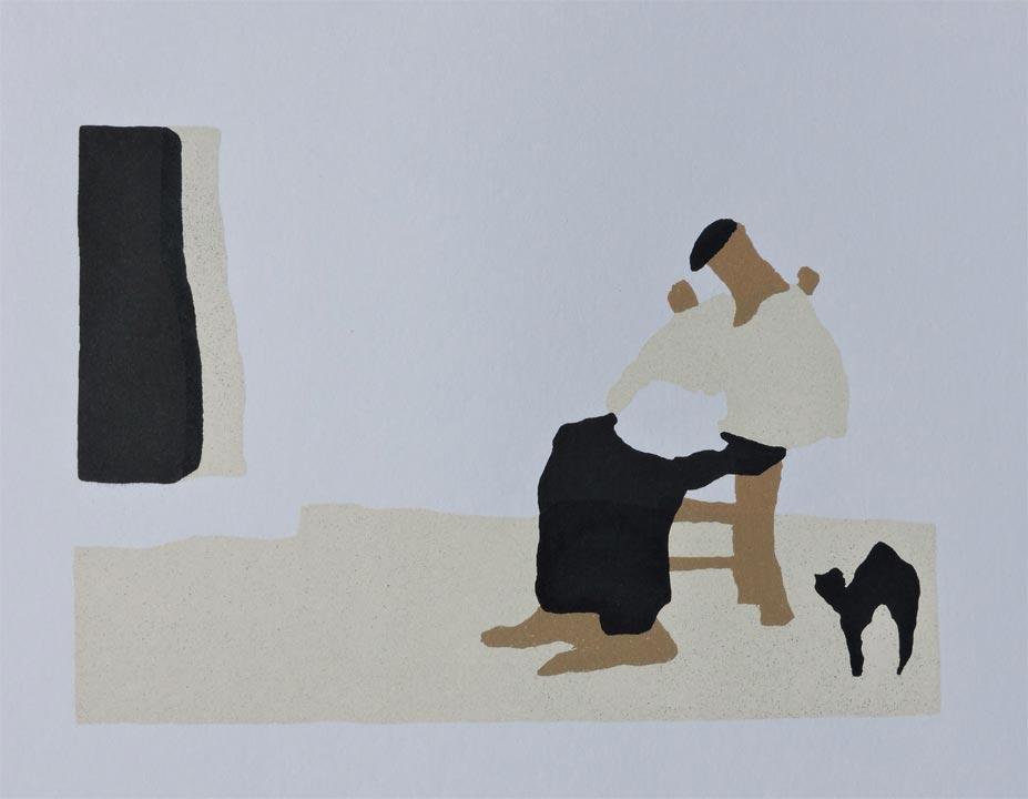 Man Cats (original piece)