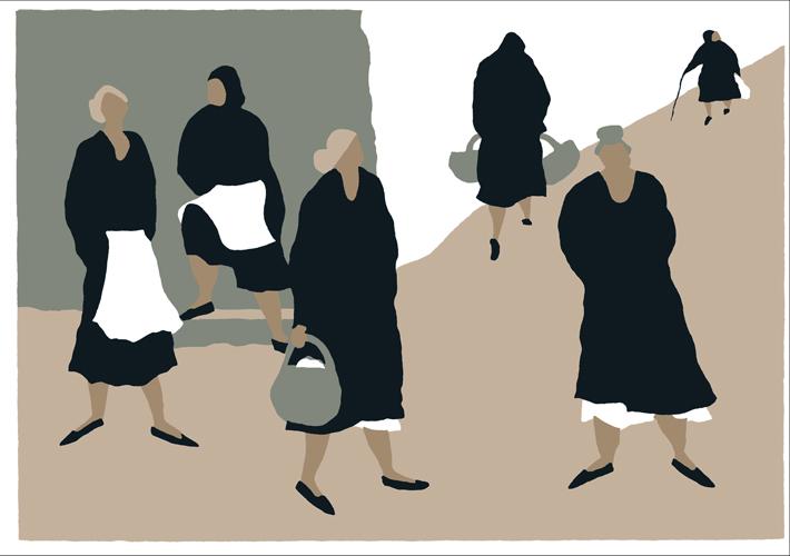 Mujeres (Reproduction)