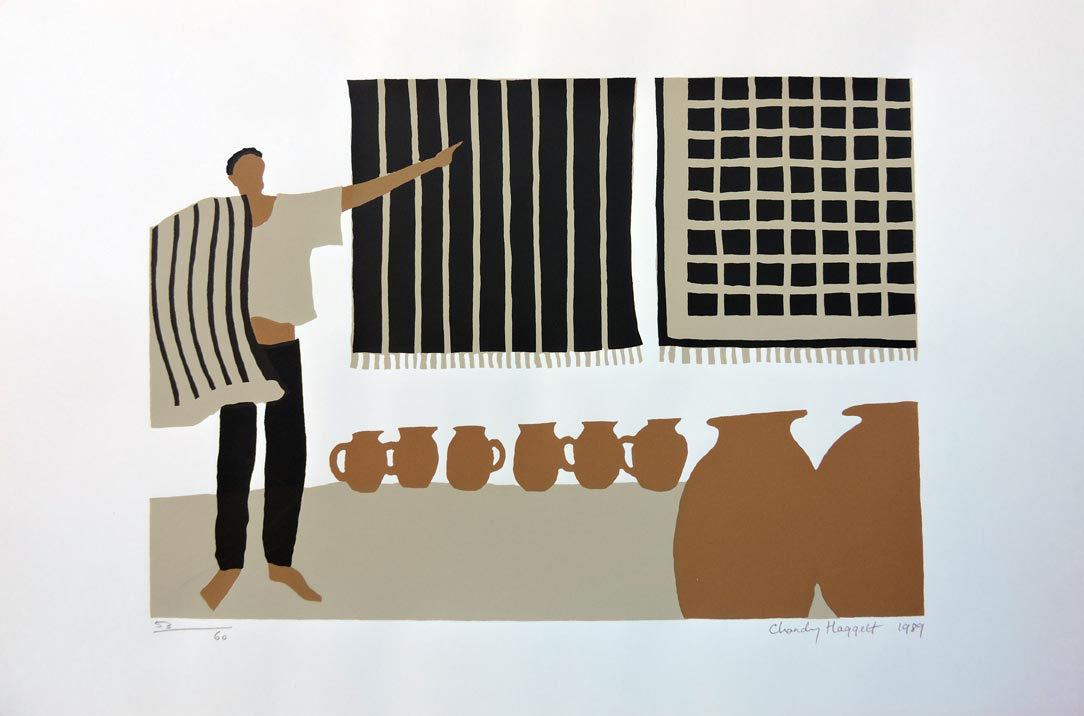 Carpets II (original piece)